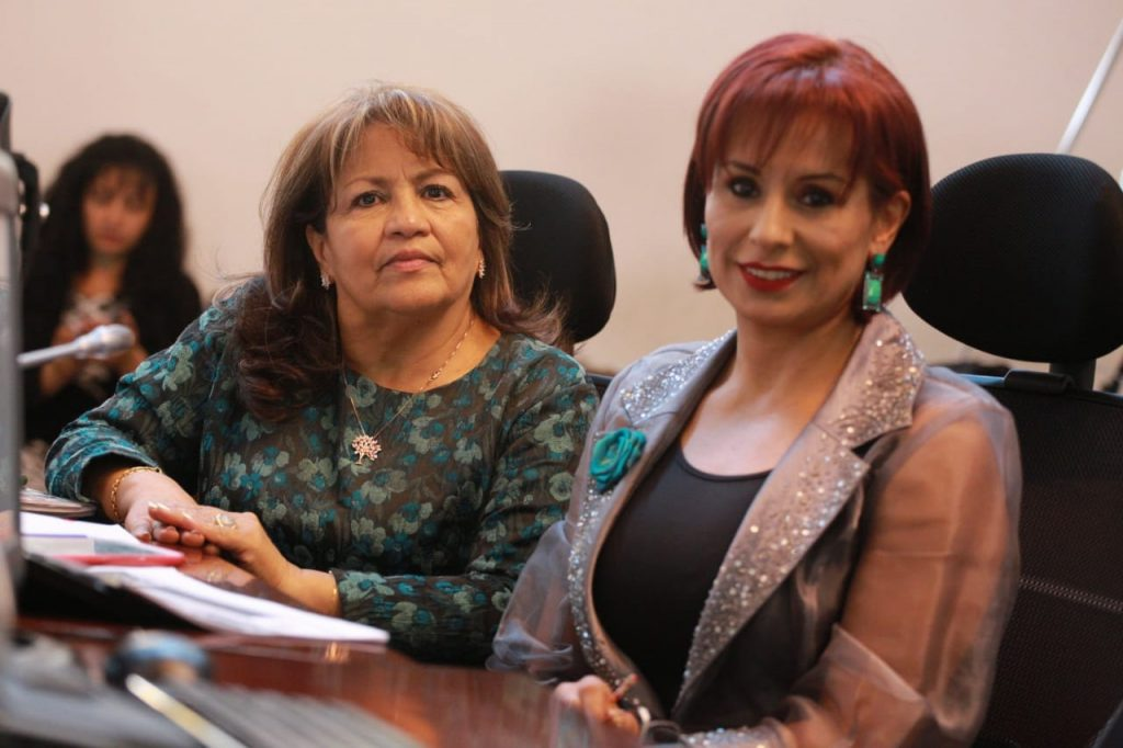 Concejalas MIRA Bogotá